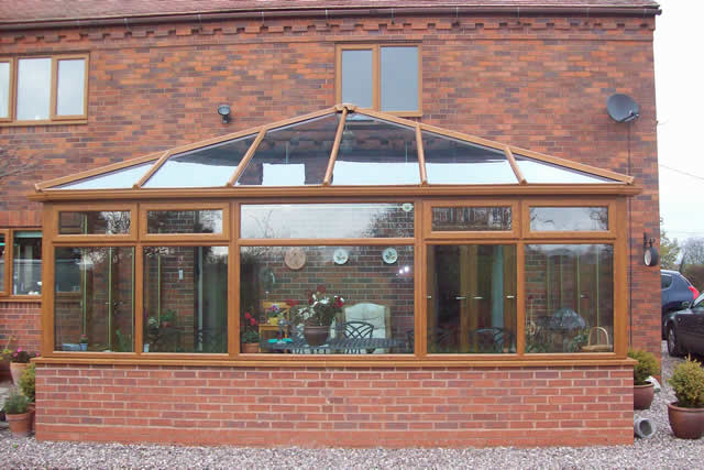 Birmingham Upvc Conservatories Royale Windows